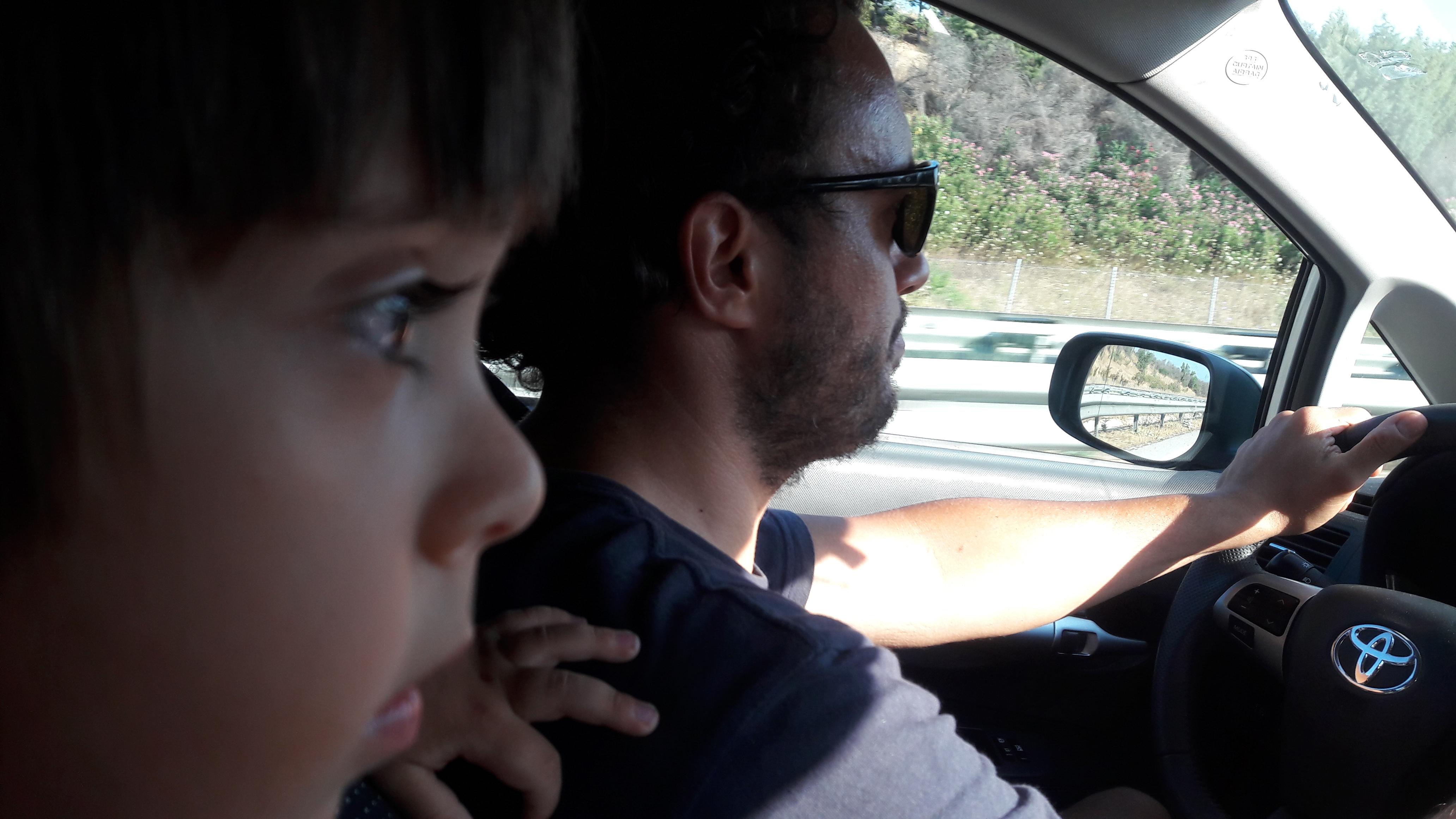 Çocuklarla Uzun Yol Yapabilmenin 10 Püf Noktası