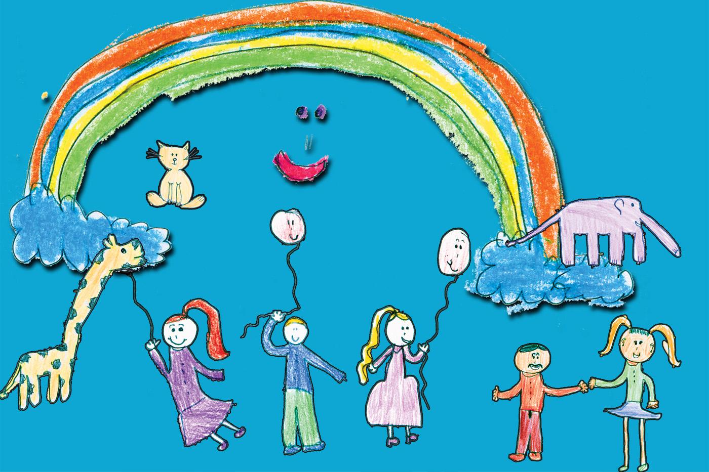 Çocuk psikolojisinde renklerin önemi
