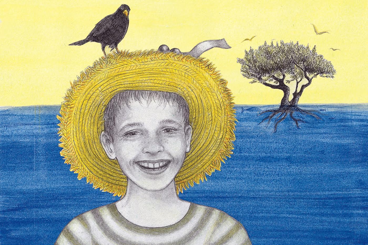 Yunan Edebiyatı ve Denizdeki Zeytin Ağacı